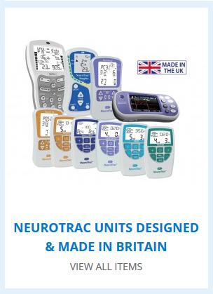 Neurotrac Units Designed & Made In Britain