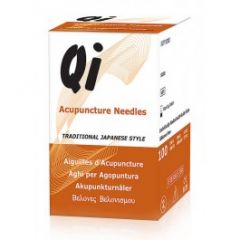 Qi Acupuncture Needles With Guide Tubes