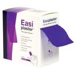Easiplaster Self-Adhesive Plaster Tape 6cm x 5m - Purple