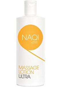 Naqi Massage Lotion Ultra