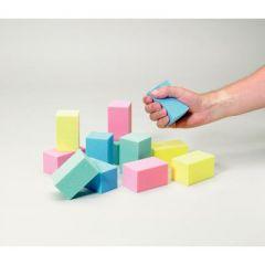 Resistive Foam Blocks