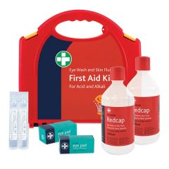 Redcap Eyewash and Skin Flush Kit