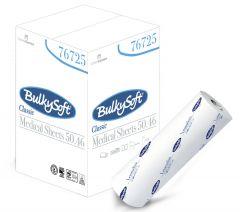 "Bulysoft Premium Medical Couch Rolls 20"" White (9)"