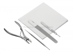 Instrapac Podiatry Basic Pack Curved Roller Spring Nail Cutter