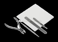 Instrapac Podiatry Basic Pack