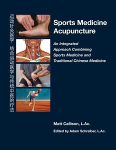 Sports Medicine Acupuncture: An Integrated Approach Combining Sports Medicine and Traditional Chinese Medicine