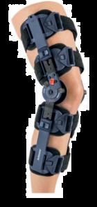 Actimove Post-op ROM Knee Brace - Universal Blue
