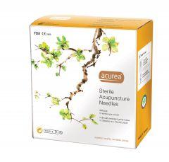 Acurea ECO needles - Chinese handle / Bamboo tube (500/box)