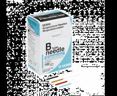 Seirin B-Type Needles (Without Tube)