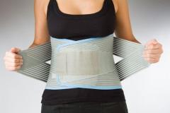 Bodymedics Deep Breath Lumbar Support