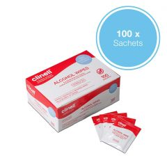 Clinell Alcohol Wipes