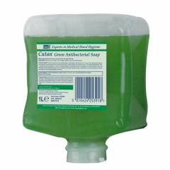 Cutan 1000 Green - Mild Antibacterial Soap - 1 Litre