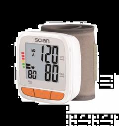 Fully Automatic Wrist Digital Blood Pressure Monitor