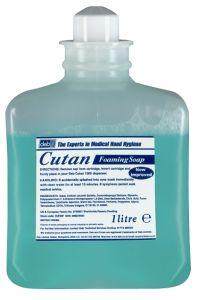 Cutan Foaming Soap - 1428 Washes - 1 Litre