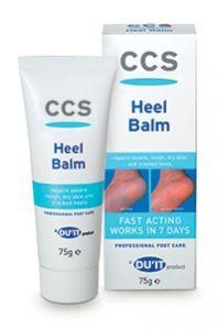 CCS Heel Balm with Vitamin E - 75g Tube