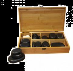 Affinity Hot Stone Set (50 Stones + Case)