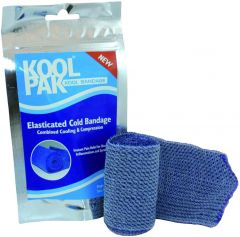 Koolpak Elasticated Cold Bandage - 7.5cm x 4.5m