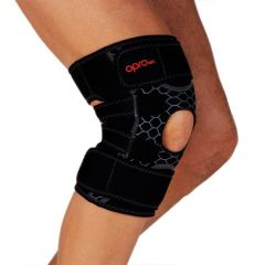 OproTec Adjustable Knee Support Open Patella - OSFM