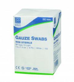Premier Gauze Swabs  Non-Sterile