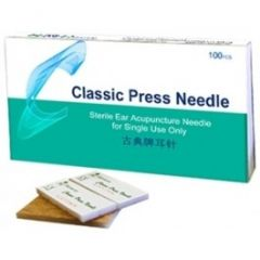 Classic Press Needles With Plaster