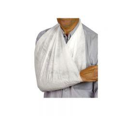Triangular Non-woven Bandage White