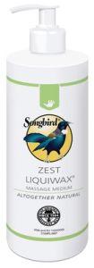 Songbird Zest Liquiwax 500ml