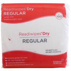 Readiwipes Dry Regular Large (100 Pack)