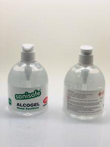 Sanisafe 70% Hand Sanitiser - 500ml