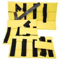 Fracture-Pak Splints (Set Of 3 In Carry Bag)