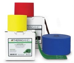 TheraBand 45.5m Roll Latex Free Dispenser Pack