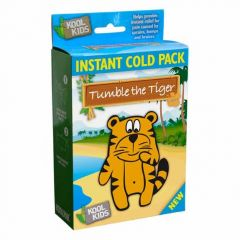 Tumble The Tiger Instant Cold Pack (2 Ice Packs)