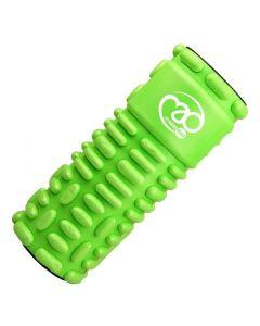 Fitness Mad Vari-Massage Foam Roller Green