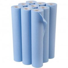 """Northwood Recycled Couch Rolls 20"""" - BLUE"""