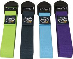 Fitness Mad Yoga Belts 2m