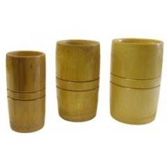 Bamboo Cupping Jar